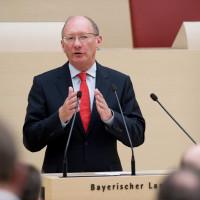Franz Maget, Urgestein der bayerischen SPD, kommt am 13.10. nach Karlstadt (Bild: http://maget.de/fotos.htm).